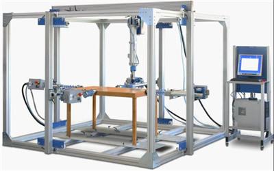 H&P桌子水平垂直加载试验机(升级新版)