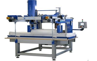 德国h&p床垫和弹簧疲劳耐久性强度试验机
