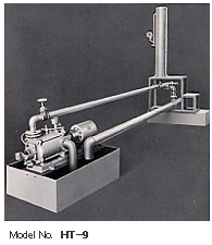 Water Hammer Effect Measuring Device