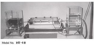 Hele-Shaw Flow Testing Device