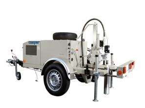 Medium Duty Core Drilling Trailer - CRT-MCT