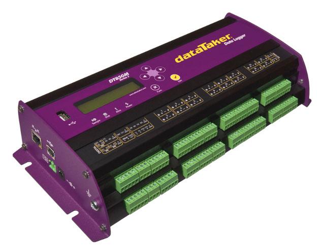Intelligent Data Logger with Integrated Cellular modem