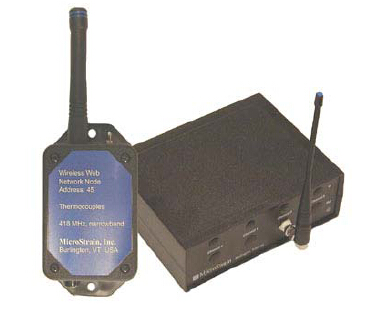 Wireless Web Sensor Networks