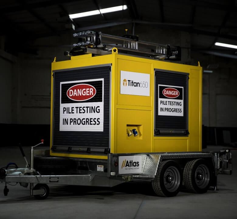 Titan 650自动化精密静载荷测试设备