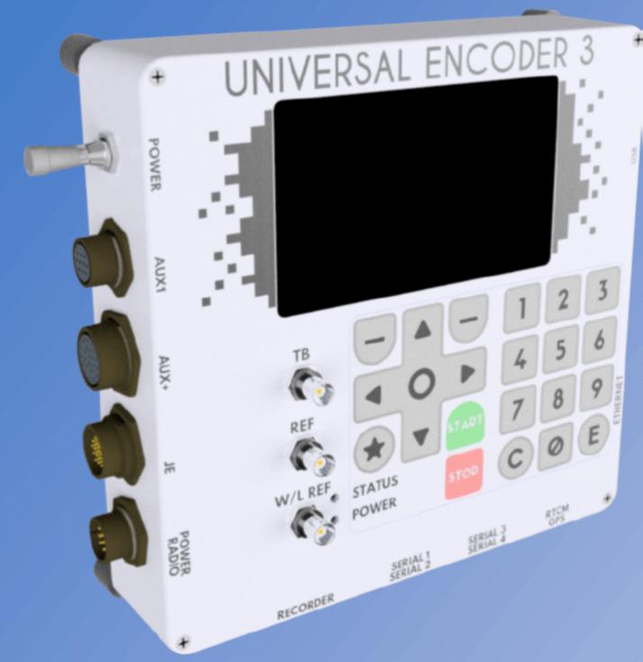 Universal Encode 3(UE 3) 通用震源操控编码器