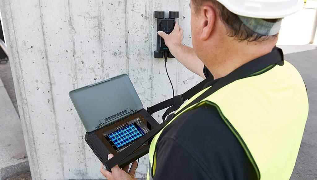 PM650AI 钢筋扫描仪