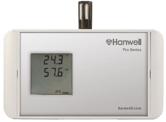 HL5406 ClimaBox数据记录仪,温度/湿度/CO2