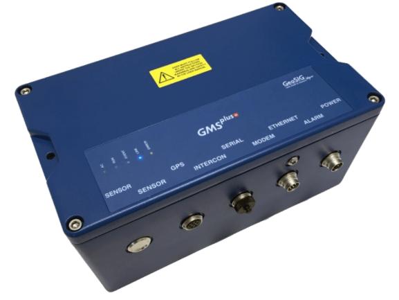 GMSplus地震数据记录仪