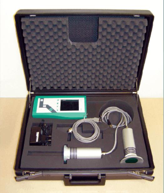 MOIST 350B 手持式微波湿度测试系统