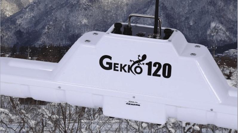 RTS-1600低频无人机探地雷达
