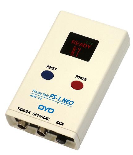 HANDY SEIS PS-1 NEO 地震数字计时器