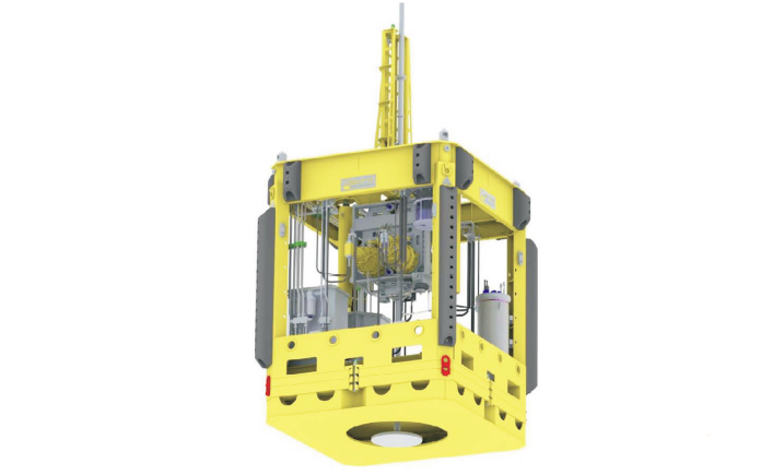 海床载荷试验SPLT滨海及海底密实度测试系统