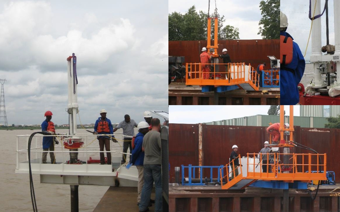 SHARK-200近岸静力触探(CPT)系统