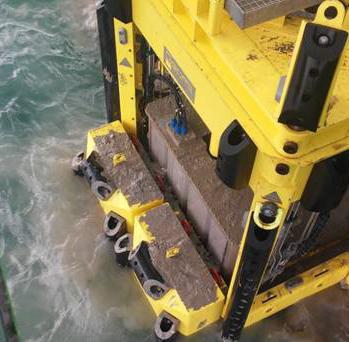 海床静力触探(CPT)系统