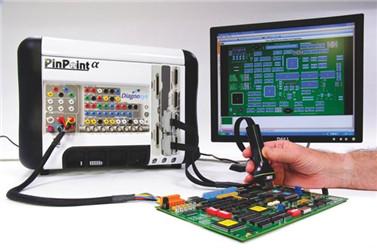 PCB电路板诊断系统 PinPoint Alpha