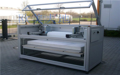 德国h&p床垫和弹簧疲劳耐久性试验机