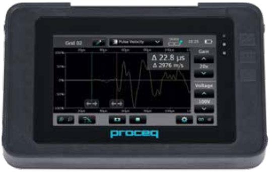 PL-200PE混凝土超声脉冲回波仪